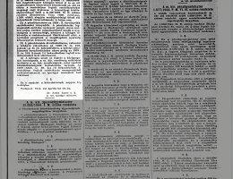 20500/1944 Ip. M. sz. rendelet