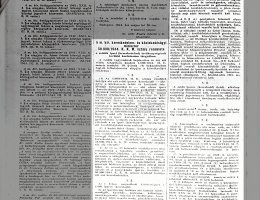 58000/1944 K. K. M. sz. rendelet