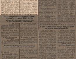 Az Est beszámolója egy egyetemi zsidóverésről (1924)