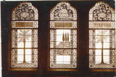 Stained glass windows of Miksa Róth
