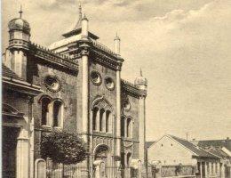 Szenice, 1914