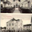 Muraszombat, a zsinagógaépület és a belső tér